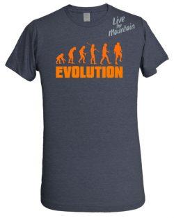 Playera Montaña Evolution Hiking