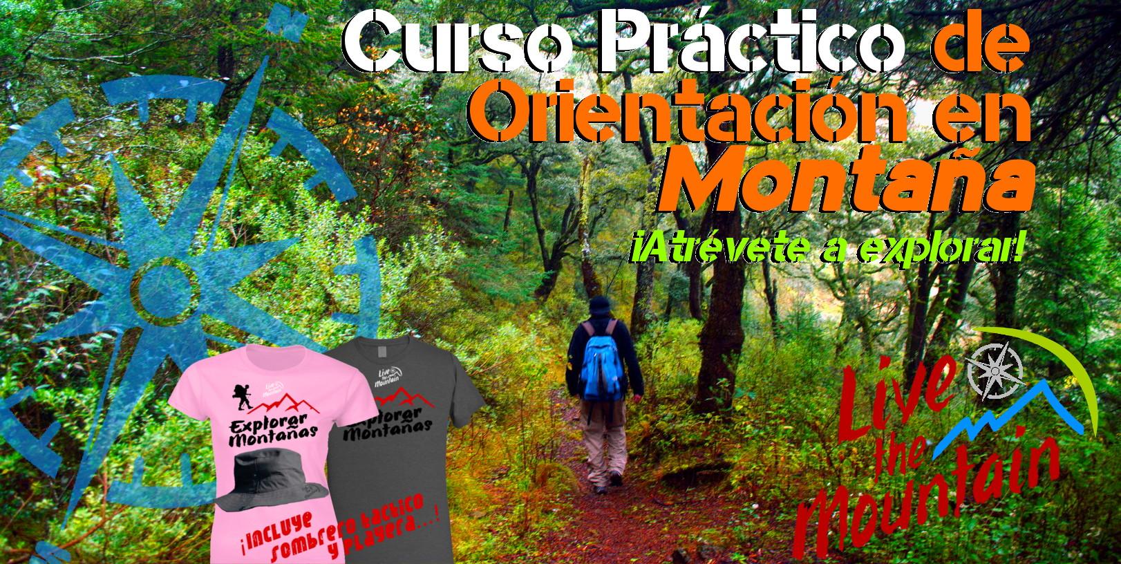 Curso Práctico de Orientación en Montaña