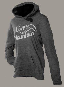 Sudadera Montañista Fresca Algodón