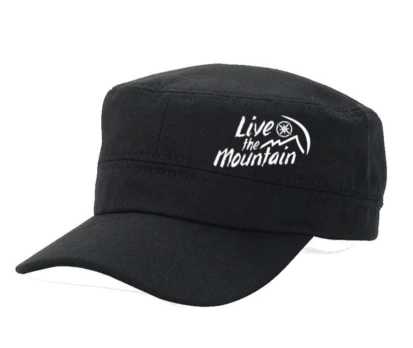 Gorra Tipo Cubana para los rebeldes de la montaña