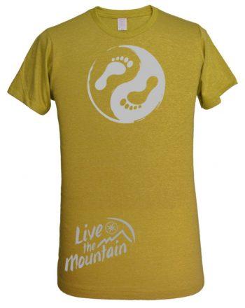 Playera Zen Montaña