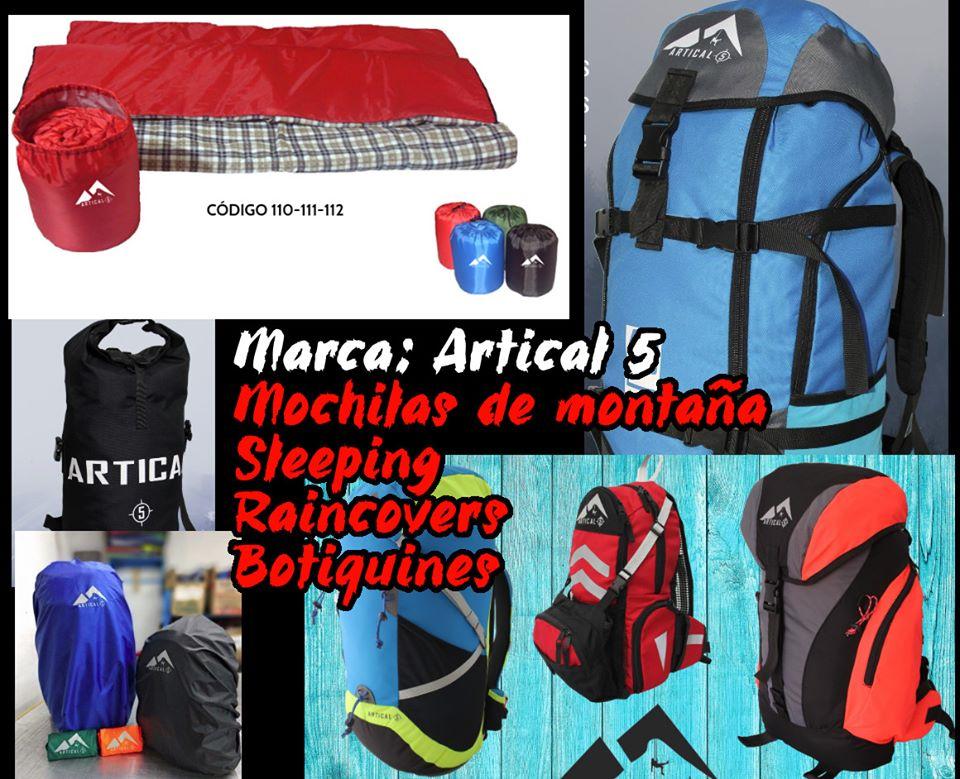 artical 5 mochilas para montaña